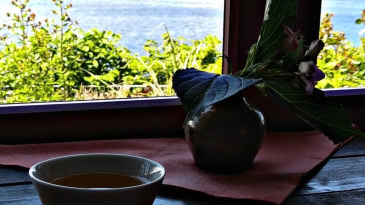 """""""ティーショップ夕日"""" 本格派日本茶カフェ。"""